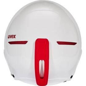 UVEX Jakk+ Octo+ - Casco de bicicleta - blanco